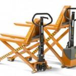 Гидравлические подъемные столы HL10/EHL10
