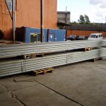 Купить металлические стеллажи в Екатеринбурге