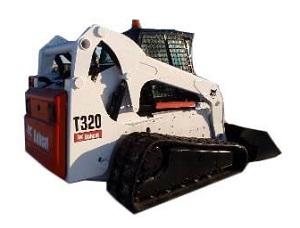 bobcat т320