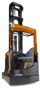 Humanic2 reach trucks are designed to make work easier.